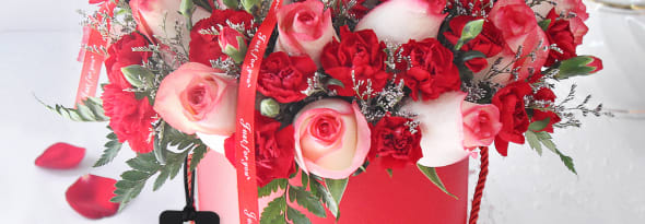 This Valentine's Day Think beyond Red Roses
